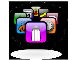 MKC app icons