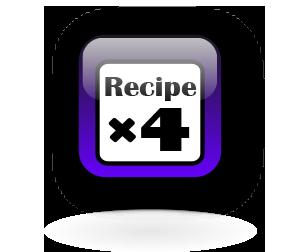 Recipe converter icon